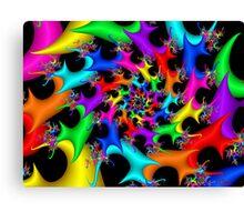 Dizzy Effect Canvas Print