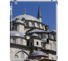 Fatih Mosque in Istanbul iPad Case/Skin