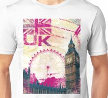 London England Unisex T-Shirt