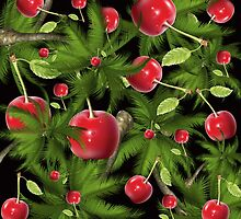 cherry by motiashkar