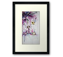 """I have a dream"" Framed Print"