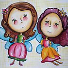 Little Flower Fairies by Rosie Harriott