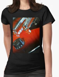 My First One Womens Fitted T-Shirt