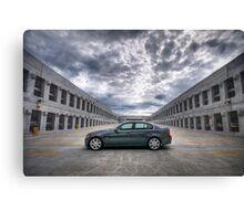BMW 3 Series Canvas Print
