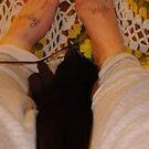 tattooed feet and betty lou by ashleylkphotos