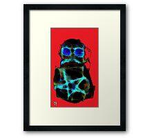 """Murderbot326"" by Richard F. Yates Framed Print"