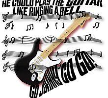 go johnny go! by CloudedConcept