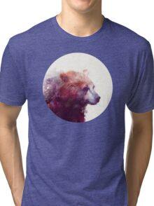 Bear // Calm Tri-blend T-Shirt