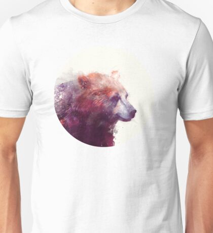 Bear // Calm Unisex T-Shirt