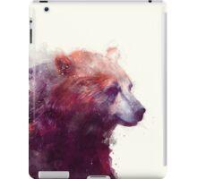Bear // Calm iPad Case/Skin