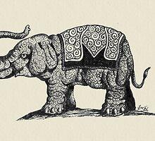 Elephant (Ellyphant) V2 by ZugArt