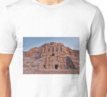 nabatean city Petra Obelisk Tomb Unisex T-Shirt