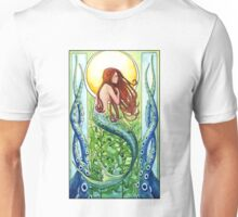 Kelp Forest Mermaid Unisex T-Shirt