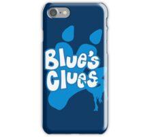 Blue's Clues iPhone Case/Skin