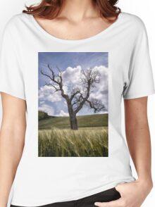 Dead Tree Dancing In A Cornfield Women's Relaxed Fit T-Shirt