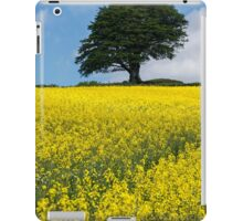 Sunshine Growing At The Roots Of A Tree iPad Case/Skin