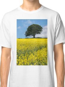 Sunshine Growing At The Roots Of A Tree Classic T-Shirt