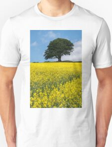 Sunshine Growing At The Roots Of A Tree T-Shirt