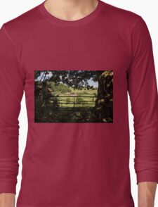 As I Walked Out One Midsummer Morning Long Sleeve T-Shirt