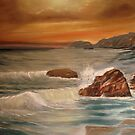 Seascape 2 by KenLePoidevin