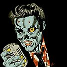 Zombie Elvis by ZugArt