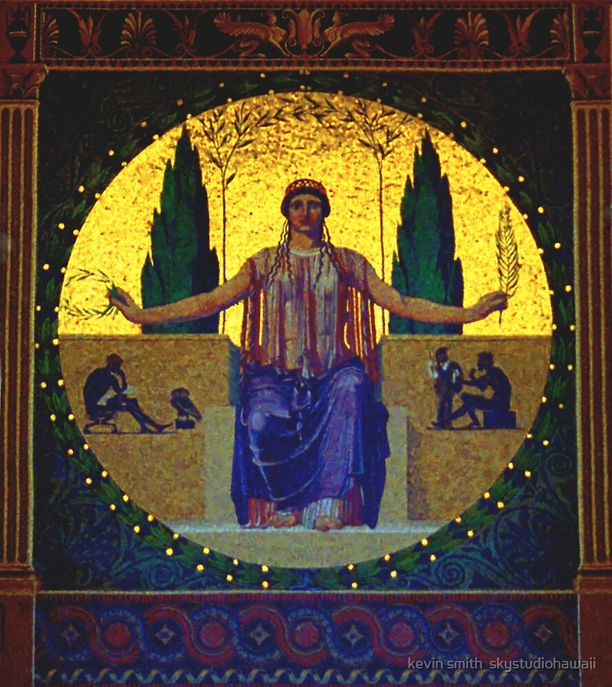 peace goddess by kevin smith  skystudiohawaii