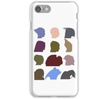 Mass Effect Races iPhone Case/Skin