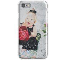Abigail's Peonies iPhone Case/Skin