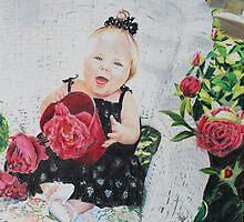Abigail's Peonies by incharlottesweb