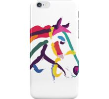 Cool t shirt colour me strong iPhone Case/Skin
