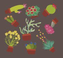 Desert Flora Kids Clothes