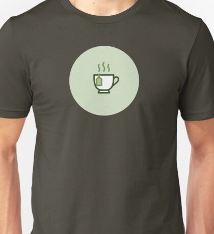 Tea Icon - Drinks Series Unisex T-Shirt
