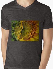 Close Contact Mens V-Neck T-Shirt