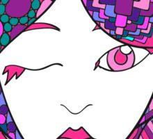 Goddess 9 of Book 2 Sticker