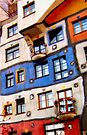 Hundertwasser House by blueeyesjus
