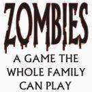 Zombies by Malkman
