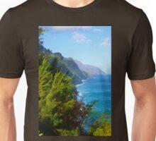 Kalalau Trail Kauai Unisex T-Shirt