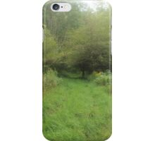 Meadow in the Morning iPhone Case/Skin