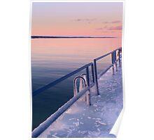 Ice Rail Poster