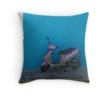 City style Throw Pillow