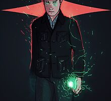 Magic!John by Ree-sah