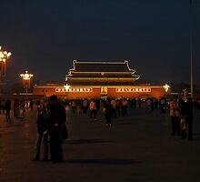 Tiananmen Square Beijing - China 2006 by John  Kowalski