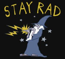 Stay Rad Wizard Kids Clothes