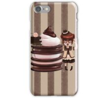 Chocolate Nerd iPhone Case/Skin