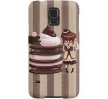 Chocolate Nerd Samsung Galaxy Case/Skin