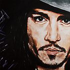 Johnny Depp  - 'Blow' by Greg Hart