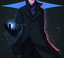 Magic!Sherlock by Ree-sah