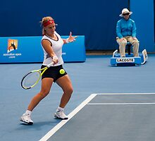 Australian Open Tennis 2010 - Svetlana Kuznetsova by Craig Fletcher