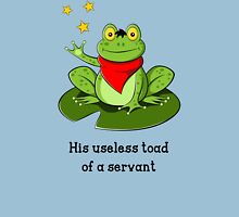 Merlin the Toad Unisex T-Shirt