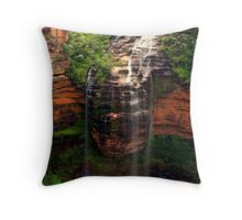 Wentworth Falls Throw Pillow